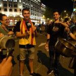 España: Discurso del rey Felipe VI recrudeció cacerolazos en Cataluña (VIDEO)