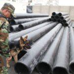 Callao: Incautan 1,300 kilos de droga camuflada en tubos (VIDEO)