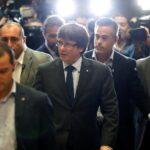 Si Rajoy persiste impedir el diálogo Puigdemont declarará la independencia