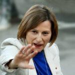 Puigdemont no irá al Senado de España, según presidenta de Parlamento catalán