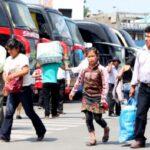 Censos 2017: transporte terrestre, aéreo y marítimo se suspenderá este 22