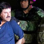 México : Operador del Chapo Guzmán fugó de la cárcel disfrazado de guarda con otro mafioso (VIDEO)