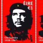 Sello conmemorativo del Che Guevara genera polémica en Irlanda