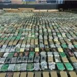 Colombia: Hallan dos toneladas de cocaína camufladas en bloques de madera
