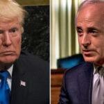 Senador republicano se enfrenta a Trump antes de reunión sobre plan fiscal (VIDEO)