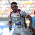Universitario con doblete de Alexi Gómez gana Sport Rosario por el Torneo Clausura