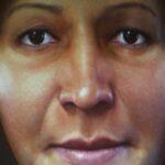 Recrean rostro de mujer noble de Caral la civilización más antigua de América