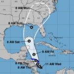 EEUU: Alertan de depresión tropical que se convertiría en huracán en el Caribe