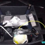 México: Hallan dron explosivo en poder de presuntos sicarios del narcotráfico (VIDEO)