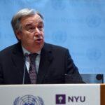 """Guterres ve """"absolutamente esencial"""" preservar el pacto nuclear con Irán"""