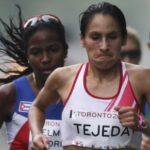 Fondista peruana Tejeda irá a Bolivarianos tras ser marginada por federación