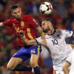Eliminatorias Rusia 2018: España gana a Albania 3-0 y sella su clasificación