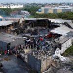 Indonesia: 47 Muertos deja incendio en fábrica de fuegos artificiales