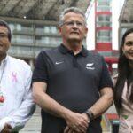 Nueva Zelanda: Gerente de los 'All Whites' elogia instalaciones del estadio Nacional