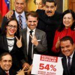 Venezuela: Constituyente juramenta a 18 gobernadores chavistas