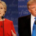 Trump pide a Hillary Clinton que se presente a las elecciones de 2020