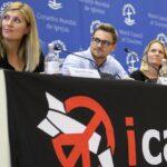 Campaña Internacional para Abolición Armas Nucleares: Nobel de la Paz 2017