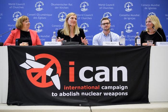 EEUU descarta firmar tratado de prohibición de armas nucleares