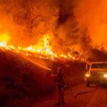 EEUU: Aumentan a 27 los fallecidos en incendios forestales de California (VIDEO)