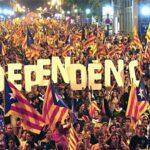 Gobierno regional catalán publica resultados de la consulta del 1-O