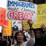 EEUU: Activistas califican de píldora venenosa la propuesta migratoria de Trump