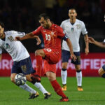 Mundial Rusia 2018: Italia en un partido gris empató 1-1 con Macedonia
