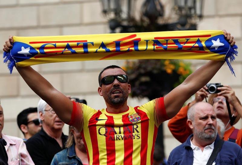 La Unión Europea enfatizó en la ilegalidad del referéndum catalán