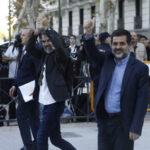 España: Fiscal se opone a la libertad de los dos dirigentes catalanes arrestados