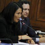Datum: Keiko Fujimori con el 79% de rechazo popular