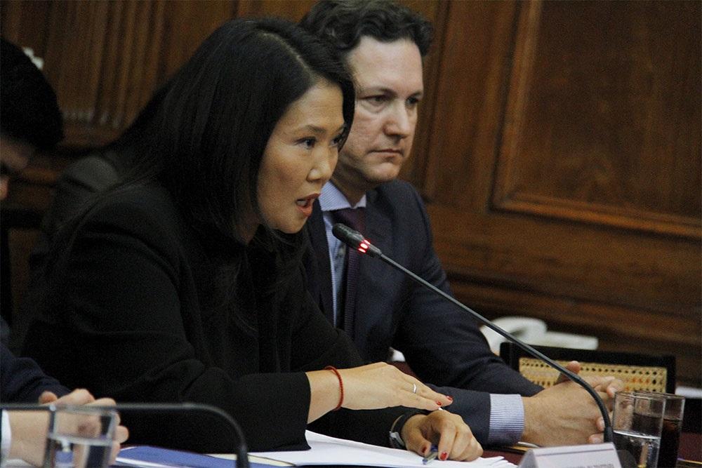 Piden resguardo para fiscal que investiga a Keiko Fujimori
