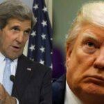 John Kerry: Uso prolífico de los tuits de Trump está creando caos político