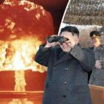 Corea del Norte amenaza con crear nube nuclear en archipiélago del Japón