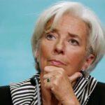 "Christine Lagarde urge a reducir la ansiedad e incertidumbre en torno al ""brexit"""