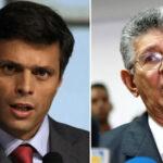 Venezuela: Partido de Leopoldo López pide reunión de urgencia por crisis opositora