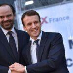 Los Republicanos expulsa al primer ministro y a otros funcionarios de Macron