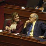 Congreso otorgó voto de confianza al Gabinete Aráoz (FOTOS)