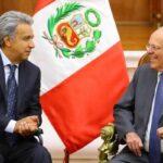 Perú y Ecuador abordan hoy agenda común en XI Gabinete Binacional