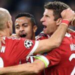 Champions League: Bayern tras caída ante PSG se consuela con 3-0 al Celtic