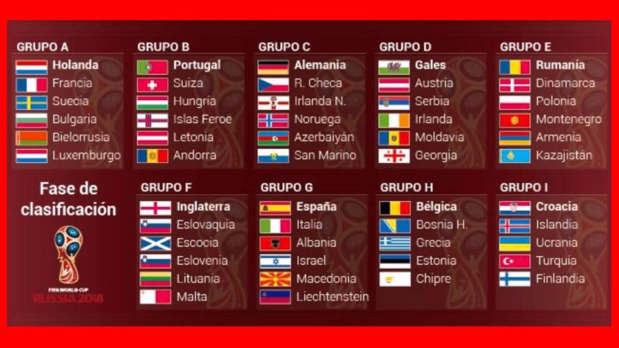 Mundial Rusia  Resultados De Hoy Y Posiciones De Los Grupos A B Y H