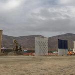 EEUU: Develan los prototipos del muro fronterizo propuesto por Trump (VIDEO)