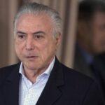 Brasil: Congreso mañana decide si Temer puede ser enjuiciado