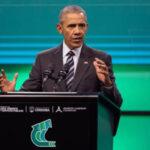 Obama a Trump: Cumpliremos con Acuerdo de París así el gobierno no haga nada