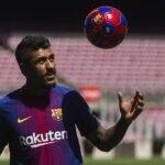 Barcelona: Paulinho asegura que es un privilegio correr para Messi