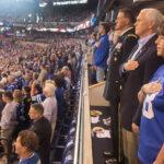EEUU: Pence se retira de estadio ante protesta de jugadores de fútbol (VIDEO)