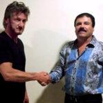 """Sean Penn teme por su vida y se opone a emisión de serie del """"Chapo"""" Guzmán"""