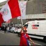 Perú vs. Colombia: Ambulancias del SAMU brindarán atención médica