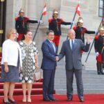 Honduras expresa a Perú su intención de entrar en la Alianza del Pacífico