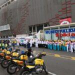 Perú vs. Colombia: Conoce las calles que se cerrarán
