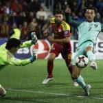 Mundial Rusia 2018: Portugal aún sueña clasificar al ganar 2-0 a Andorra
