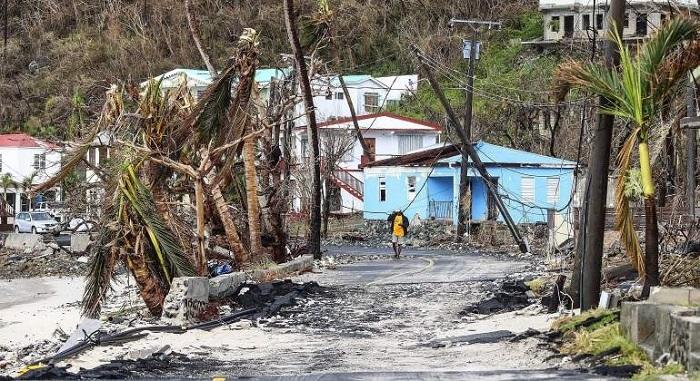 Hurac n mar a avi n peruano evac a a suramericanos desde - Puerto rico huracan maria ...